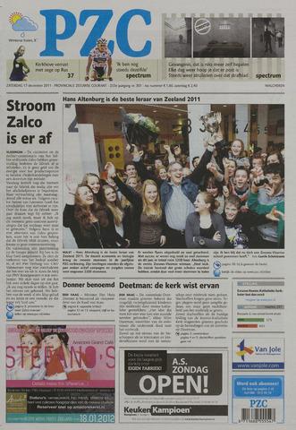 Provinciale Zeeuwse Courant 2011-12-17