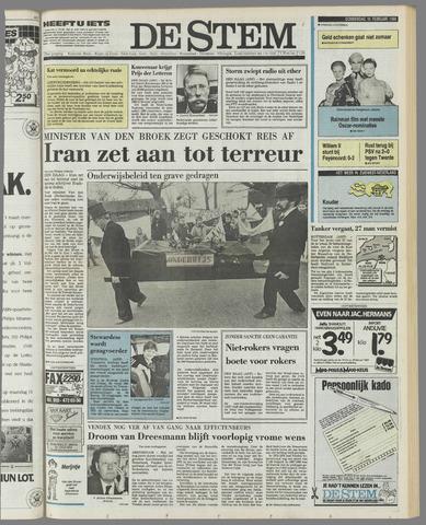de Stem 1989-02-16