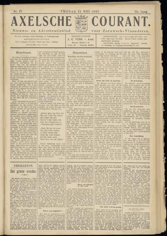 Axelsche Courant 1935-05-31