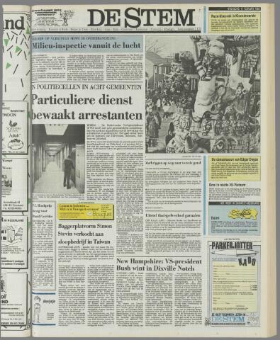 de Stem 1988-02-17