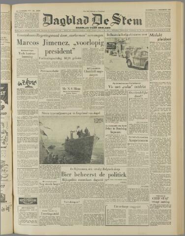 de Stem 1952-12-04