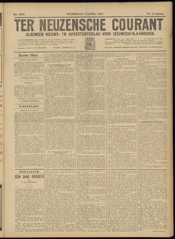 Ter Neuzensche Courant. Algemeen Nieuws- en Advertentieblad voor Zeeuwsch-Vlaanderen / Neuzensche Courant ... (idem) / (Algemeen) nieuws en advertentieblad voor Zeeuwsch-Vlaanderen 1932-04-06