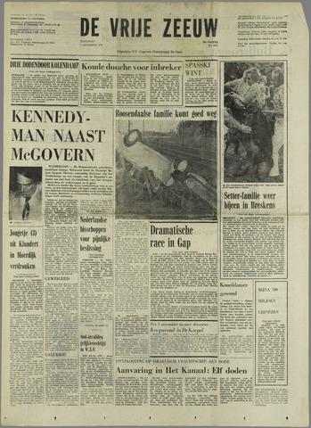 de Vrije Zeeuw 1972-08-07