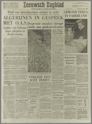 Zeeuwsch Dagblad 1962-06-12
