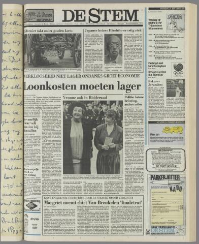 de Stem 1988-09-21