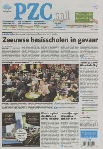Provinciale Zeeuwse Courant 2010-01-23