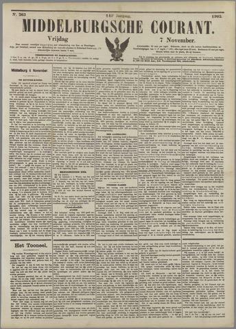 Middelburgsche Courant 1902-11-07
