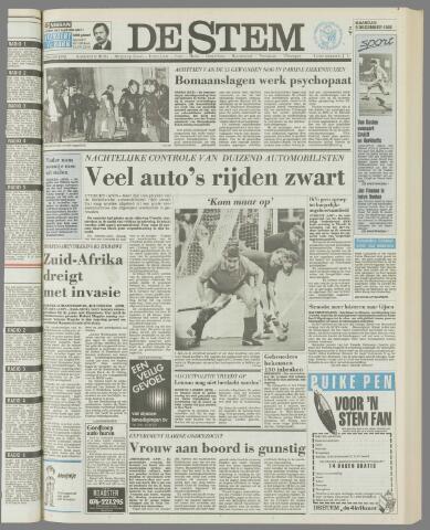 de Stem 1985-12-09