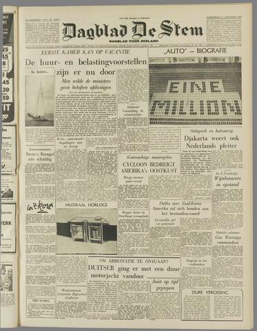 de Stem 1955-08-11