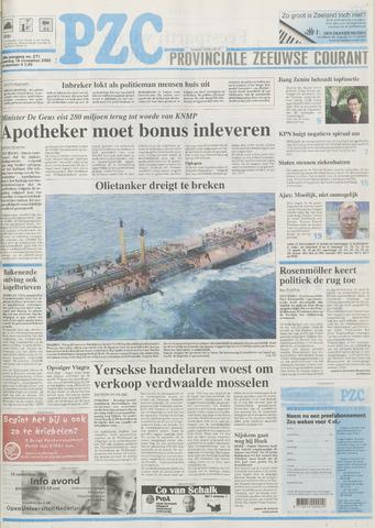 Provinciale Zeeuwse Courant 2002-11-16