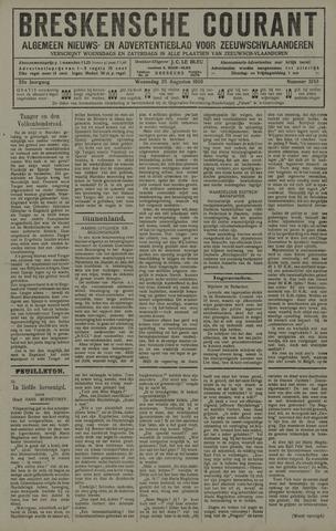 Breskensche Courant 1926-08-25