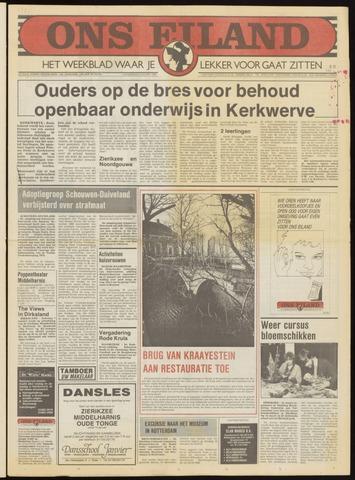 Scheldebode 1984-01-05