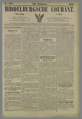Middelburgsche Courant 1888-05-07