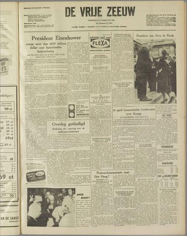 de Vrije Zeeuw 1960-02-17