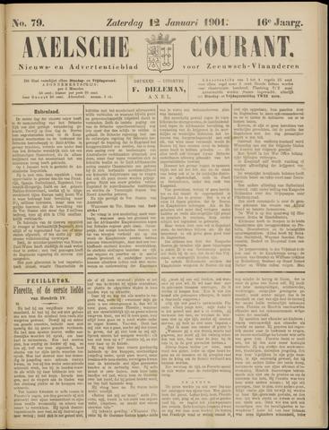 Axelsche Courant 1901-01-12