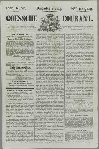 Goessche Courant 1872-07-02