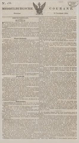 Middelburgsche Courant 1834-11-11