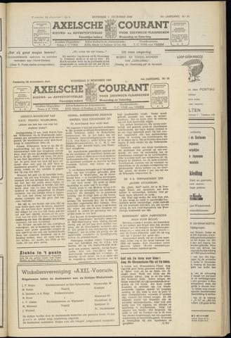 Axelsche Courant 1949-11-30