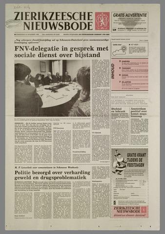Zierikzeesche Nieuwsbode 1993-11-25