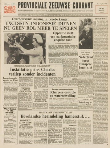 Provinciale Zeeuwse Courant 1969-07-02