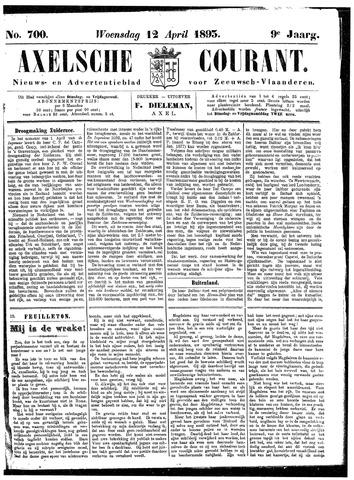 Axelsche Courant 1893-04-12