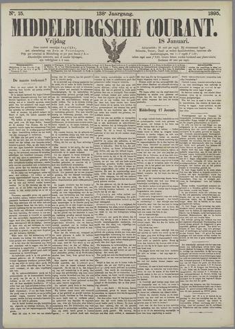 Middelburgsche Courant 1895-01-18