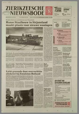 Zierikzeesche Nieuwsbode 1995-06-22