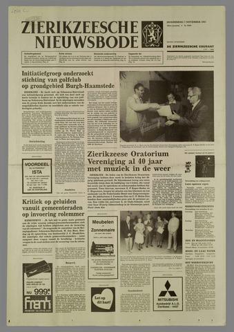 Zierikzeesche Nieuwsbode 1985-11-07