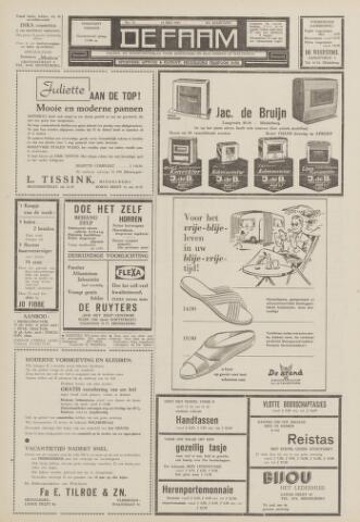 de Faam en de Faam/de Vlissinger 1963-05-24