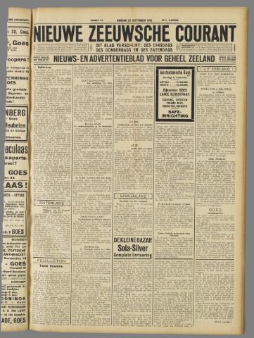 Nieuwe Zeeuwsche Courant 1932-09-27
