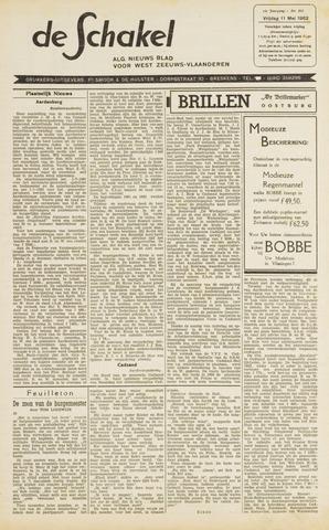 De Schakel 1962-05-11