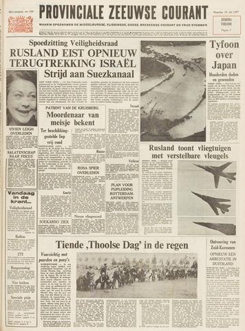 Provinciale Zeeuwse Courant 1967-07-10