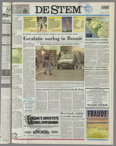 de Stem 1995-07-29