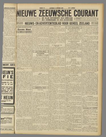 Nieuwe Zeeuwsche Courant 1933-10-14