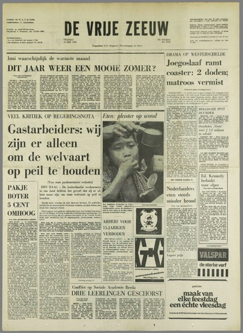 de Vrije Zeeuw 1970-05-15