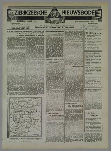 Zierikzeesche Nieuwsbode 1941-07-02