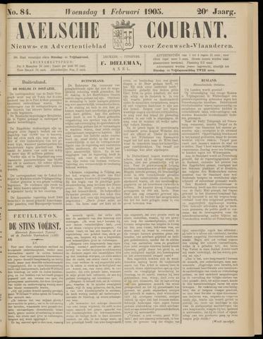 Axelsche Courant 1905-02-01