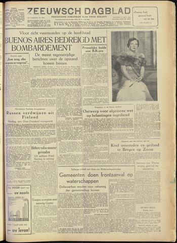 Zeeuwsch Dagblad 1955-09-19