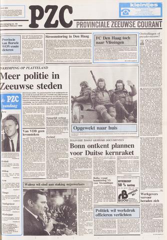 Provinciale Zeeuwse Courant 1989-02-08