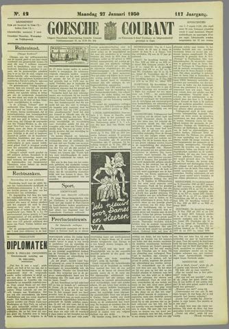 Goessche Courant 1930-01-27