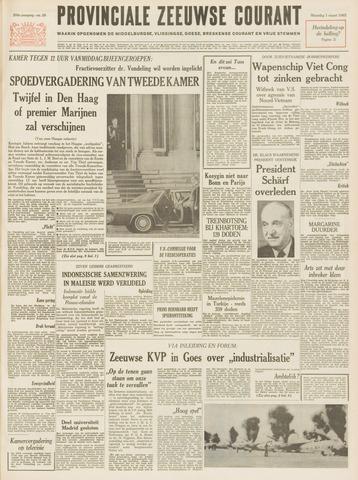 Provinciale Zeeuwse Courant 1965-03-01