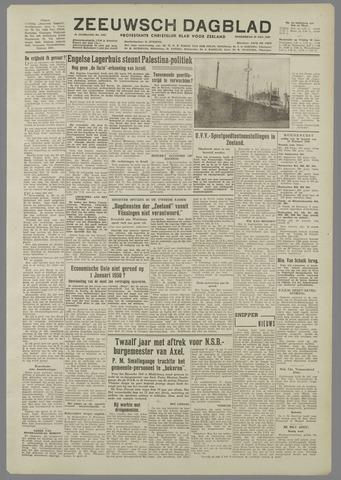 Zeeuwsch Dagblad 1949-01-27
