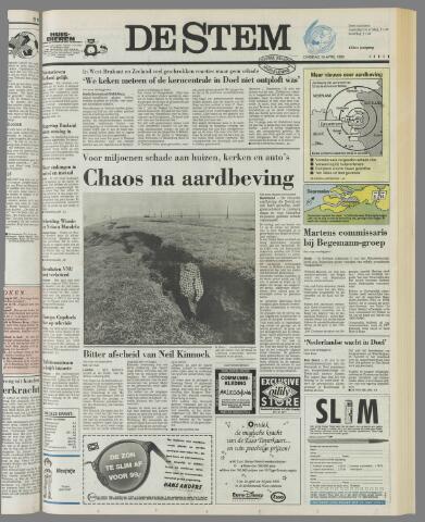 de Stem 1992-04-14