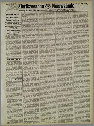 Zierikzeesche Nieuwsbode 1921-09-12