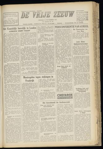 de Vrije Zeeuw 1947-11-21