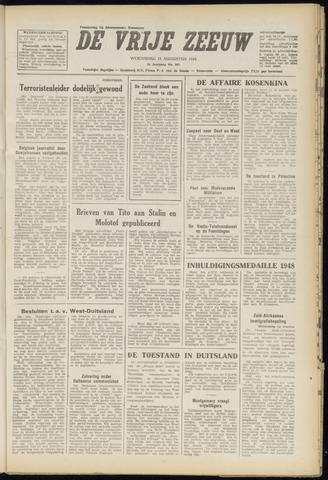 de Vrije Zeeuw 1948-08-18