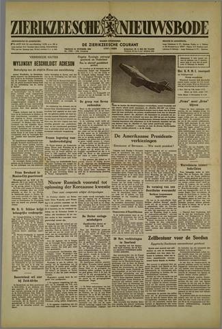 Zierikzeesche Nieuwsbode 1952-10-31