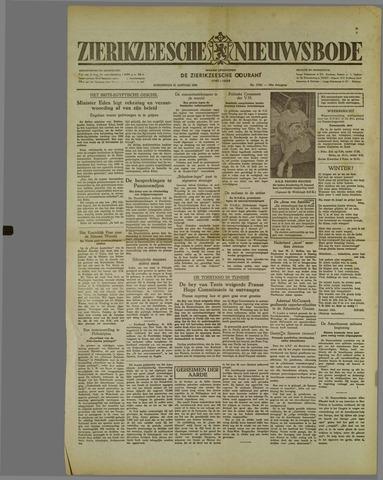 Zierikzeesche Nieuwsbode 1952-01-31