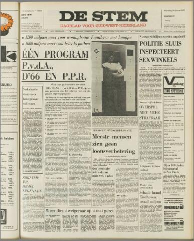 de Stem 1971-02-24