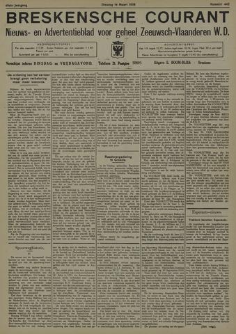 Breskensche Courant 1939-03-14